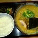 味噌と小ライス20121029