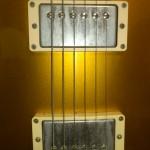 10年以上手入れ無しのギター