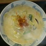 豆乳野菜ラーメン