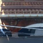 神田駅そばのレンガ高架橋