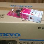 ONKYO GX-500HD audio-technica AT581A
