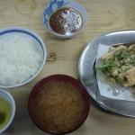 天婦羅いもや 天ぷら定食