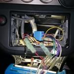 インテグラ DC5 センターコンソール 取外し