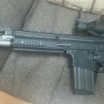 Aimpoint COMP M2 scar-h