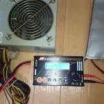 ATX電源で安定化電源自作