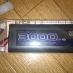 ヨコモ Li-po 3000 ストレートパックバッテリー