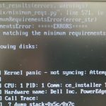 ce-2018.05.01 kernel panic