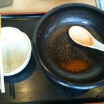 桃福ラーメン完食