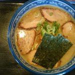 桃福_味噌チャーシュー麺