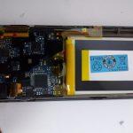 NW-A846電池交換