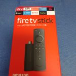 Fire TV Stick 箱