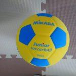 ミカサ MIKASA スマイルサッカーボール 軽量3号